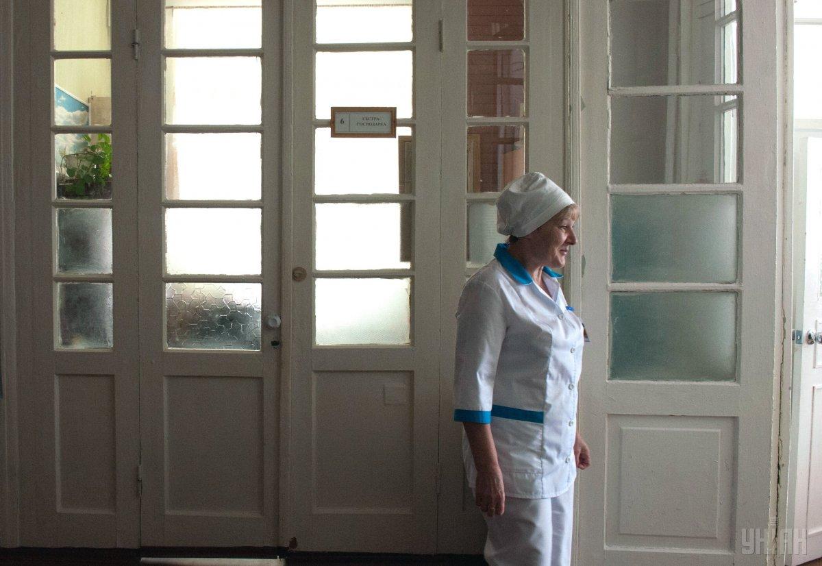 Детигоспитализированы в местную больницу / фото УНИАН