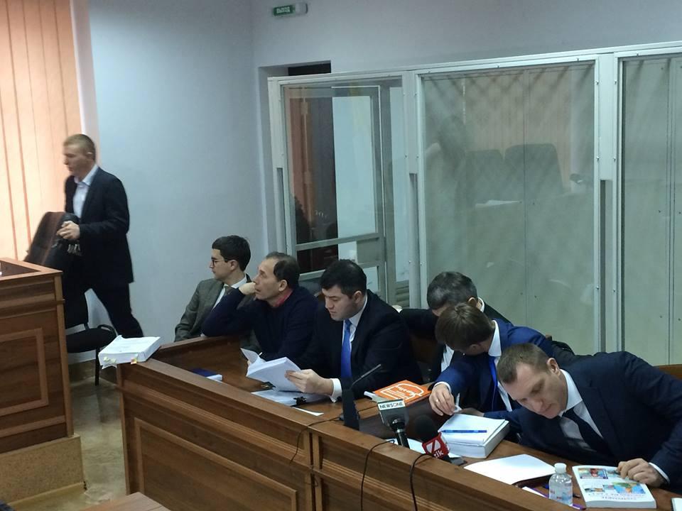 Прокурор за годинку встиг прочитати 29 сторінок / Фото facebook.com/antac.ua