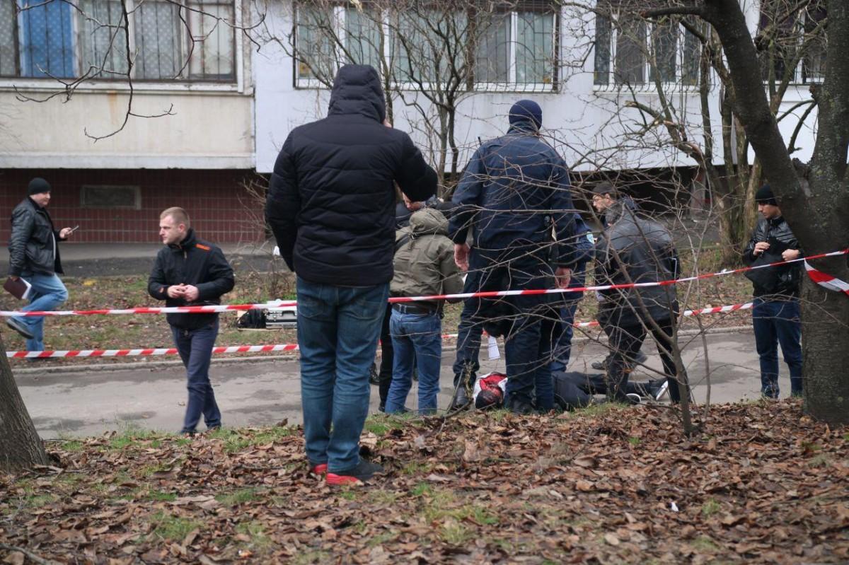 Мужчину расстреляли среди бела дня / фото dp.informator.ua