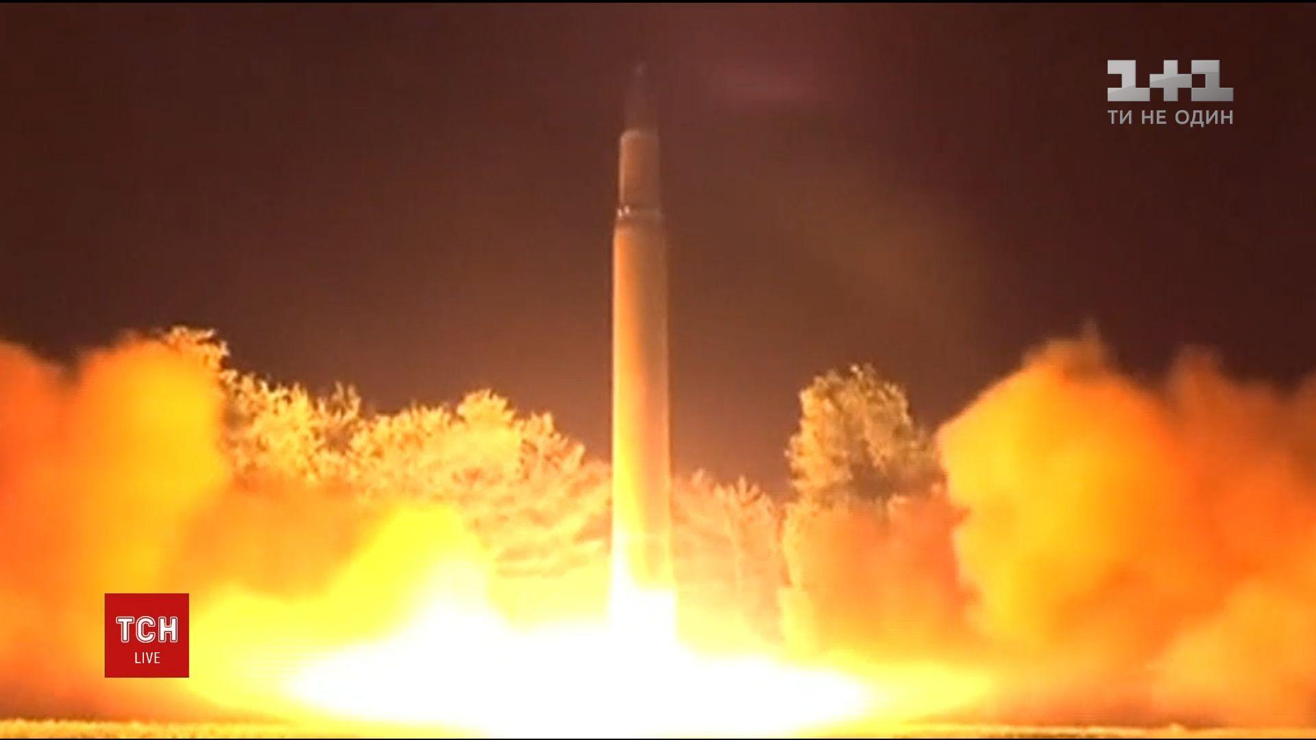 Ядерні випробовування КНДР пришвидшили створення підрозділу / Скріншот відео ТСН