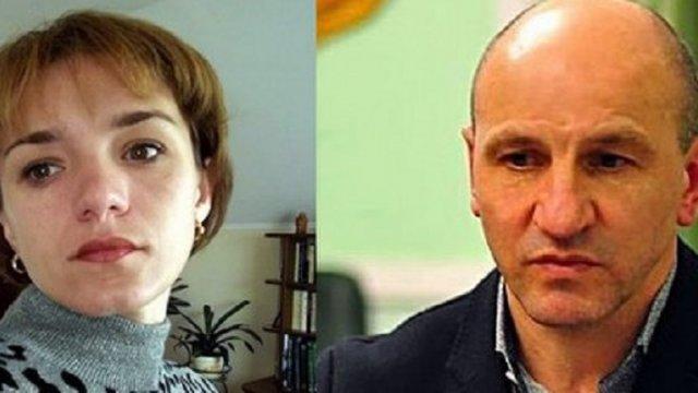 Наталья Зрем'як и Юрий Гамар / фото Zaxid.net