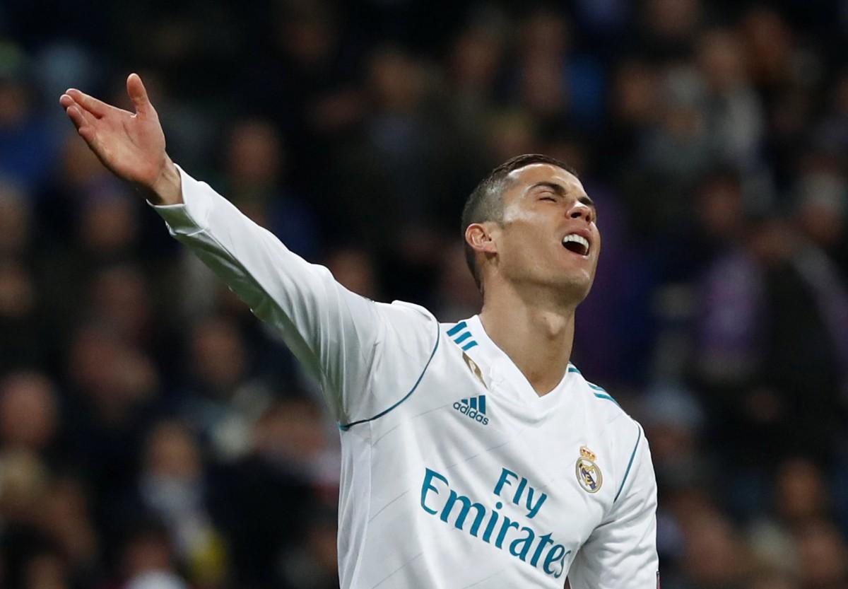 """Криштиану Роналду попрощался с болельщиками """"Реала"""" / Reuters"""