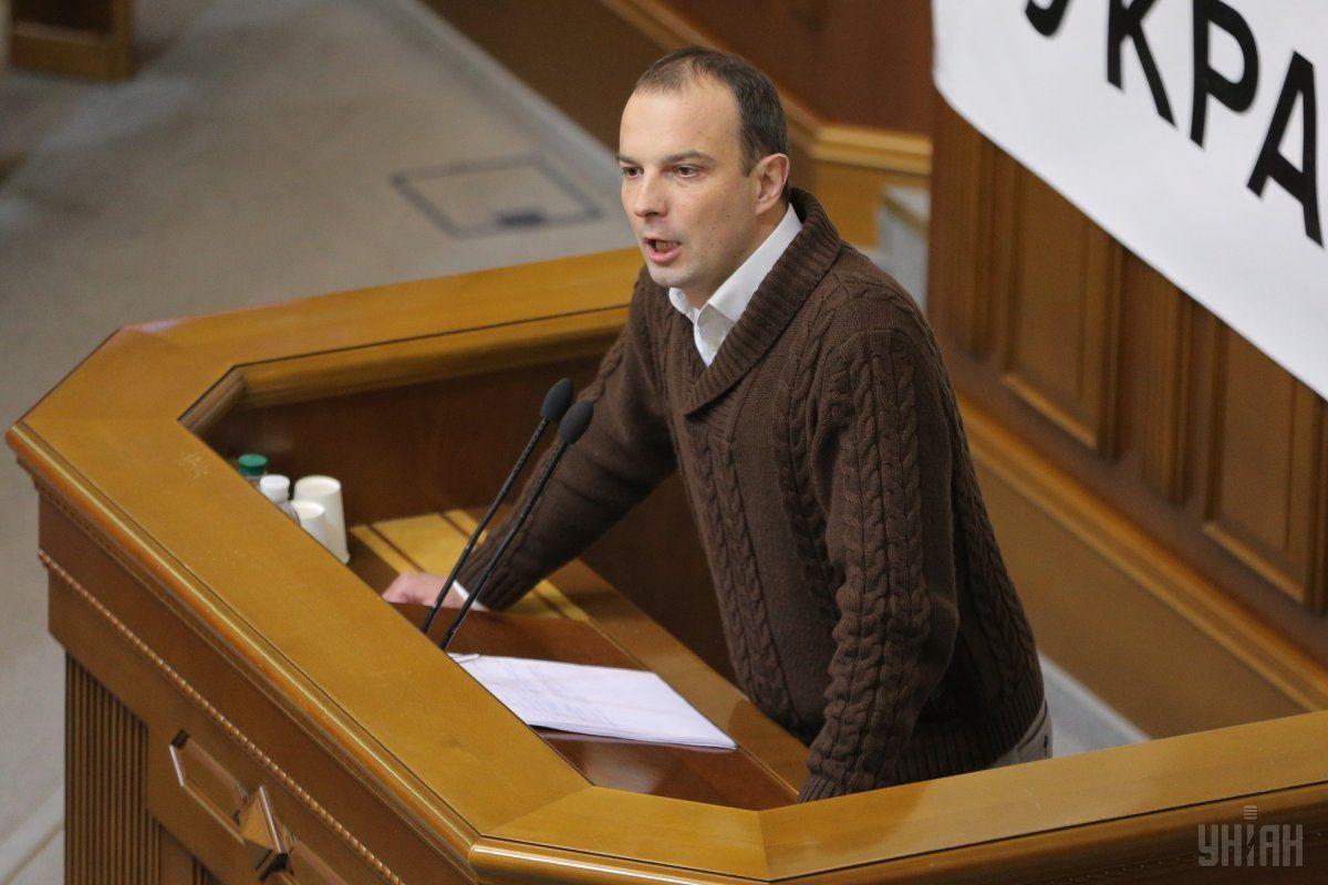 Соболєв: сприймаю своє звільнення як грамоту від корупціонерів