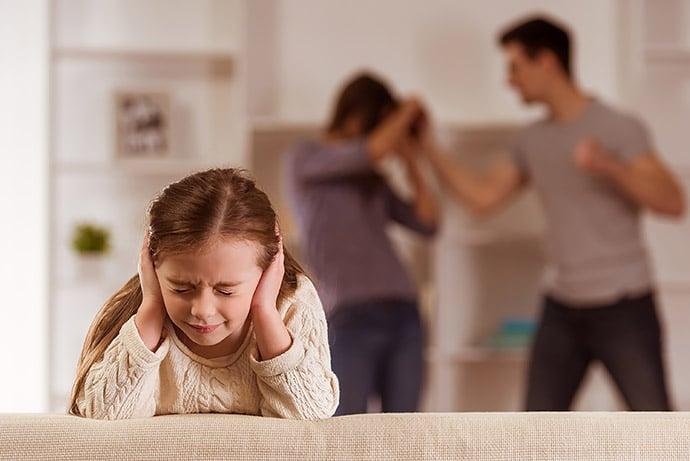 Прийнято комплексний Закон про запобігання та протидію домашньому насильству / shutterstock.com