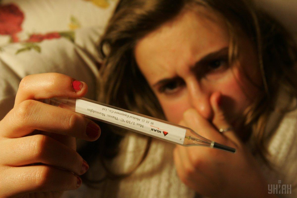 За отчетную неделю зарегистрированыдва летальных случая от гриппа \ УНИАН