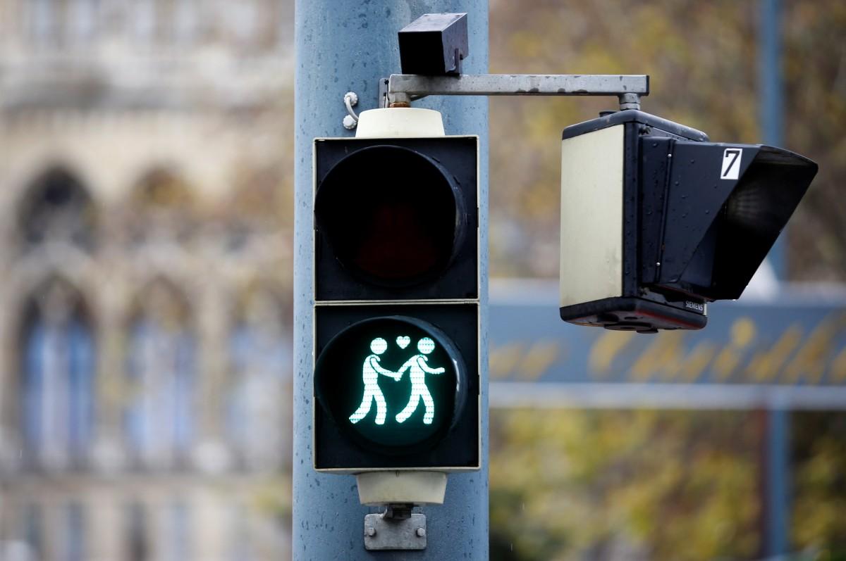 В Германии более 73 тысяч однополых браков за более чем два года / фото REUTERS