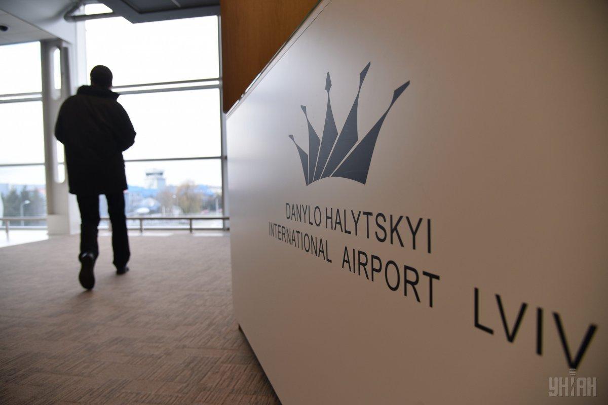Аэропорт«Львов» готовят к концессии / фото УНИАН
