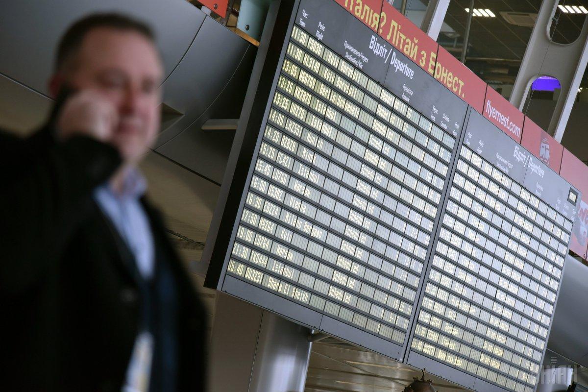 Мінінфраструктури веде переговори з двома авіакомпаніями / фото УНІАН