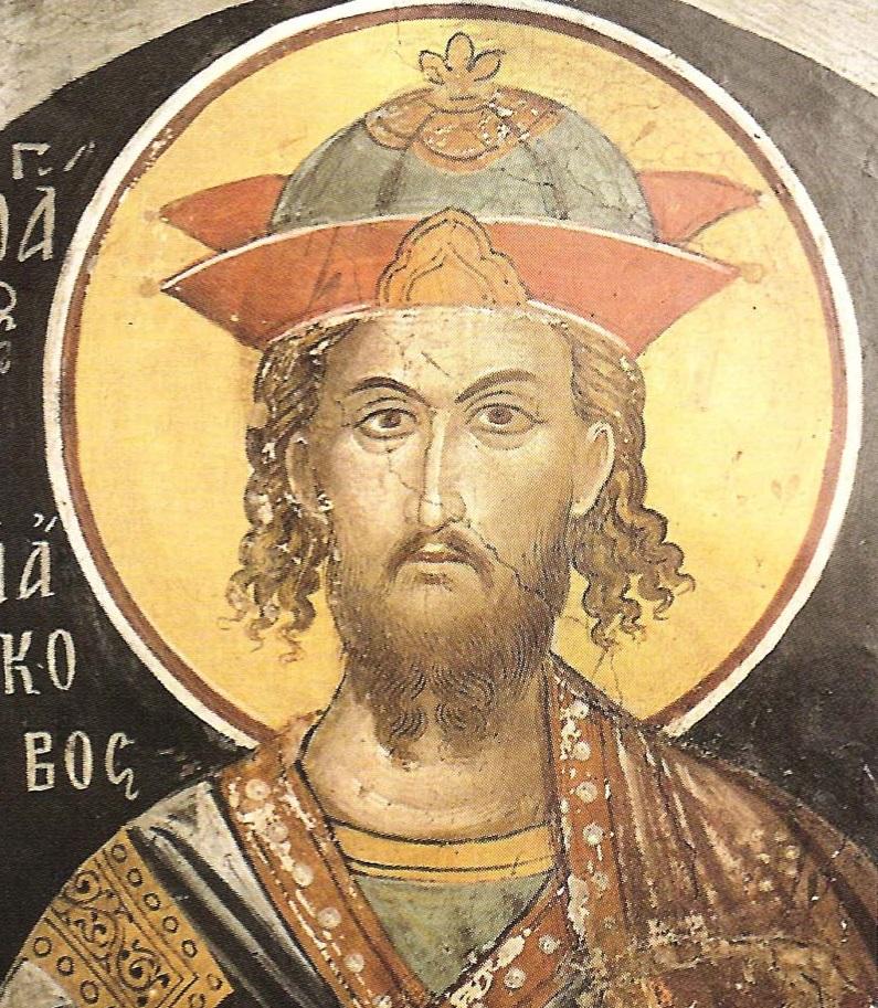 """Результат пошуку зображень за запитом """"Святого великомученика Якова Персянина"""""""