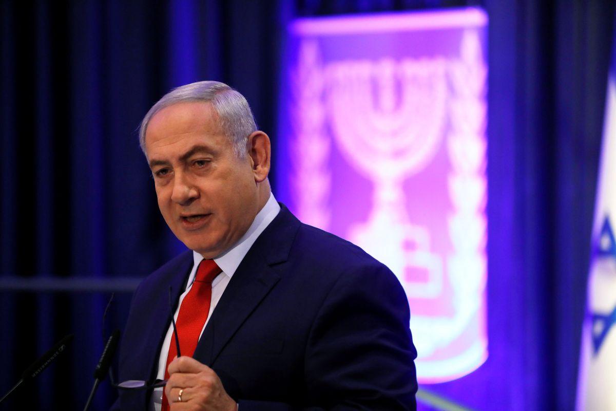 Премьер-министр Израиля Беньямин Нетаньяху / REUTERS