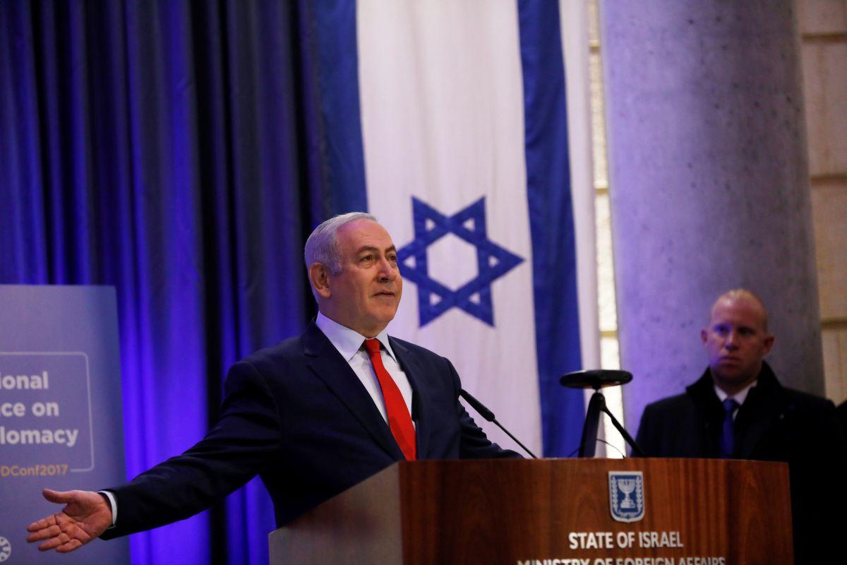 Премьер-министр Израиля Биньямин Нетаньяху / REUTERS