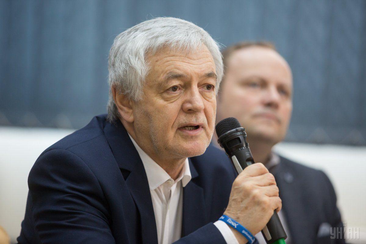 Чрезвычайный и Полномочный Посол Польши в Украине Ян Пекло / фото УНИАН