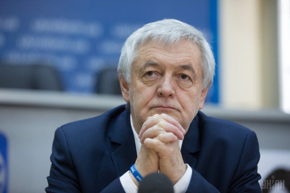 Ян Пекло был послом Польши в Украине с 2016 года / фото УНИАН
