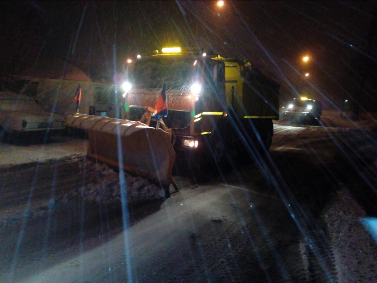 У Києві готові прибирати сніг у цілодобовому режимі / Фото kyivcity.gov.ua