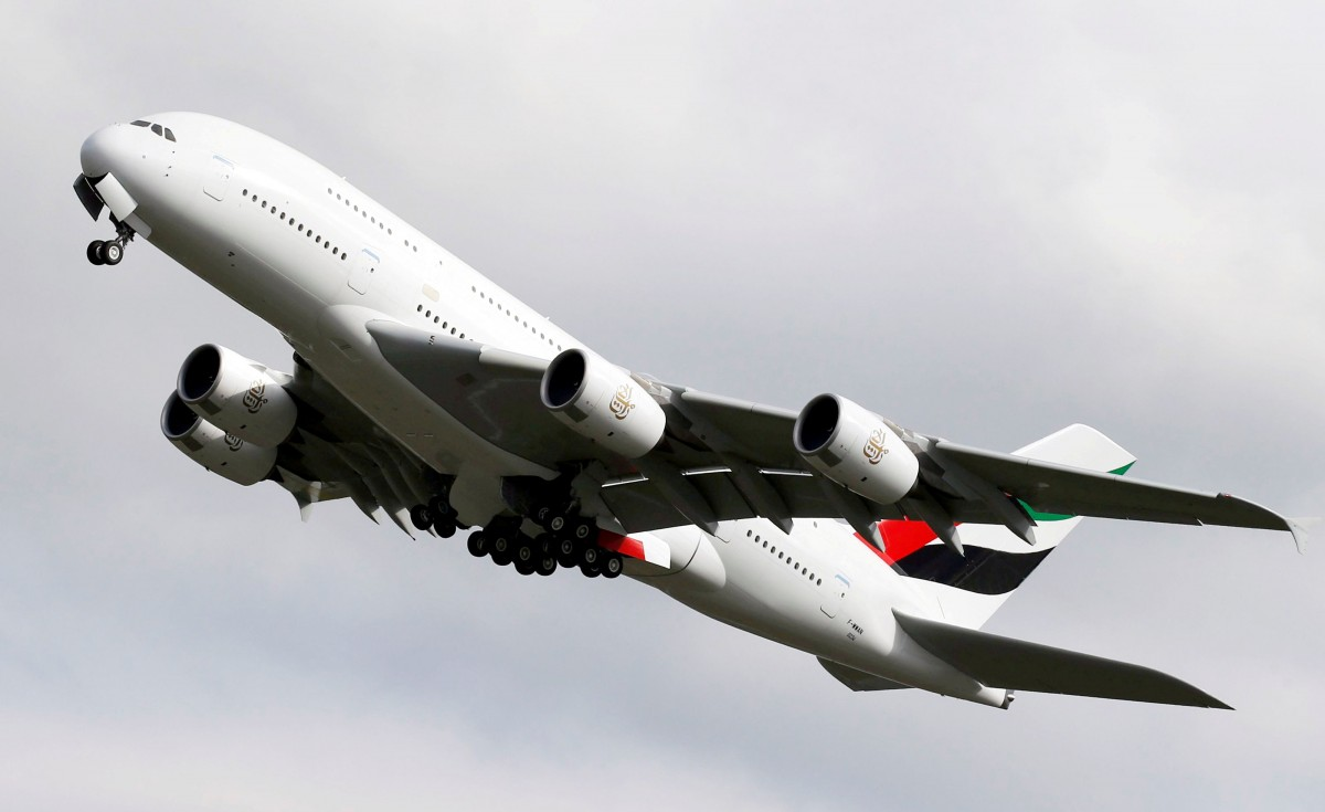 Airbus A380 / REUTERS