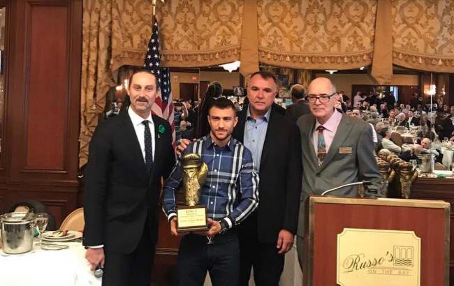 Ломаченко получил награду лучшему боксеру мира от Ring 8 / Instagram Василия Ломаченко