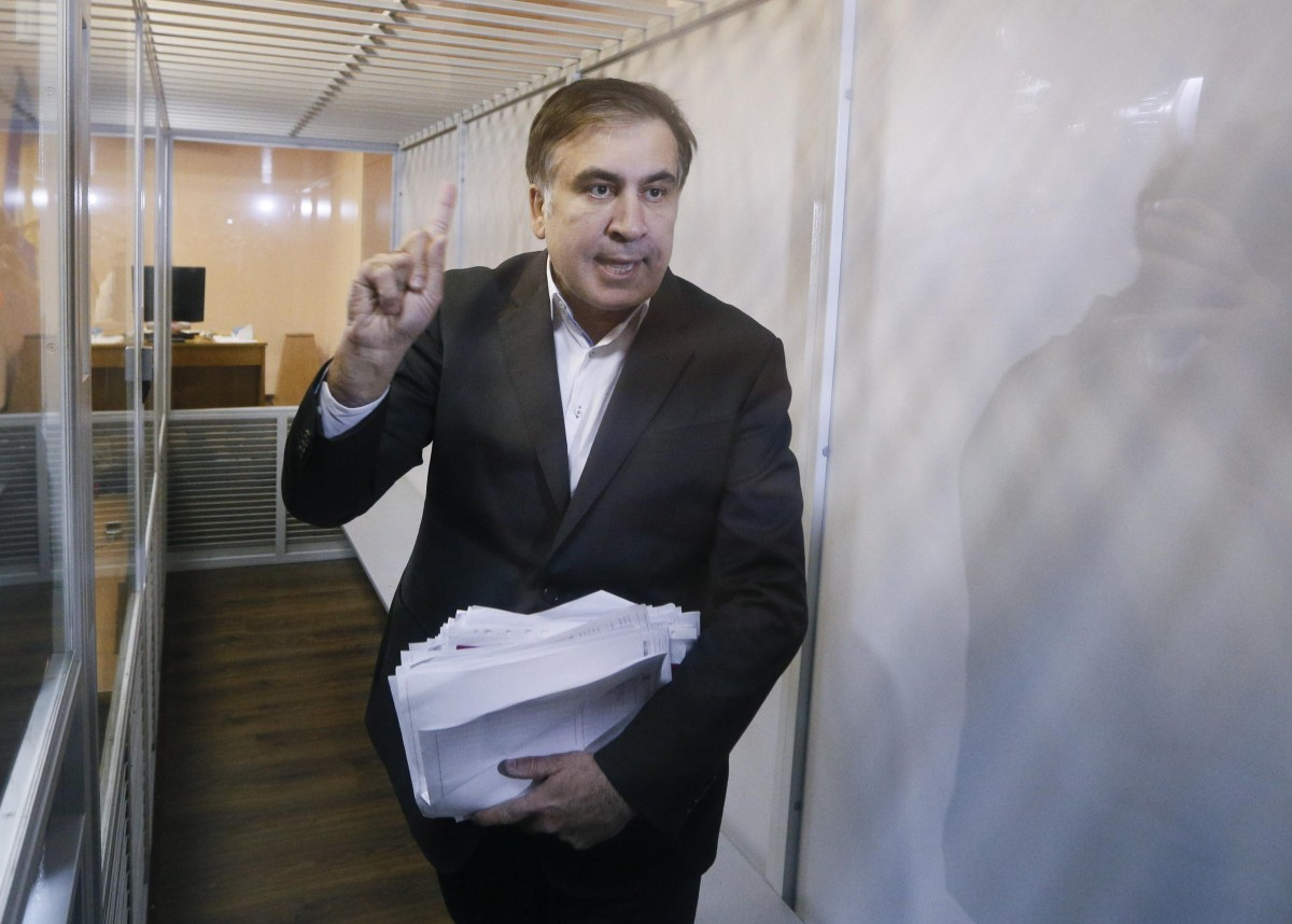 Foreign Ministry not in talks with Georgia on Saakashvili's extradition