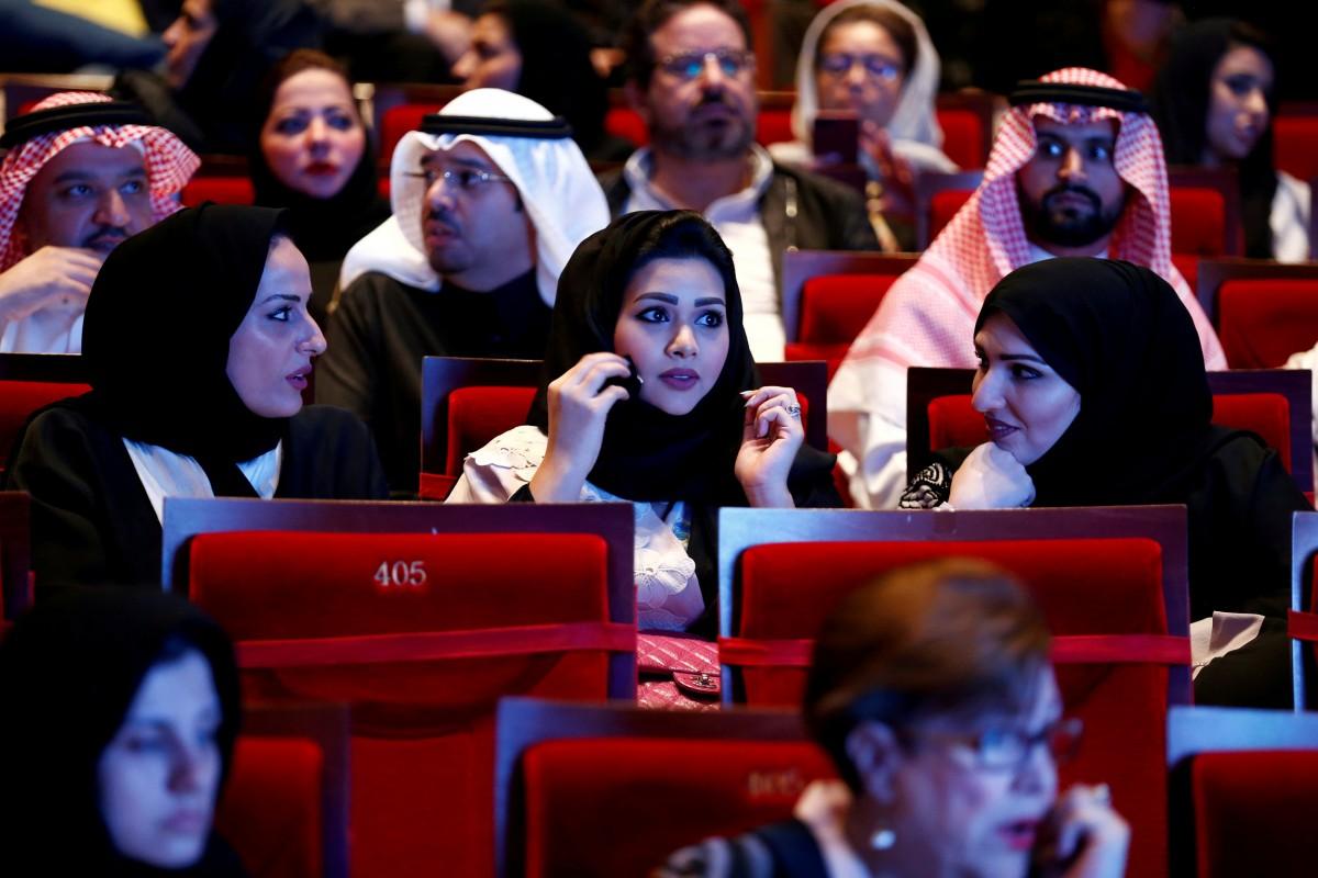 Саудовская Аравия отменит запрет накинотеатры в2018г