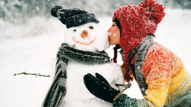 Конкурс на кращого сніговика / Relax.by