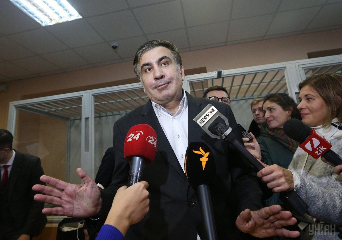 В настоящее время допрошены около 15 свидетелей по делу Саакашвили / фото УНИАН