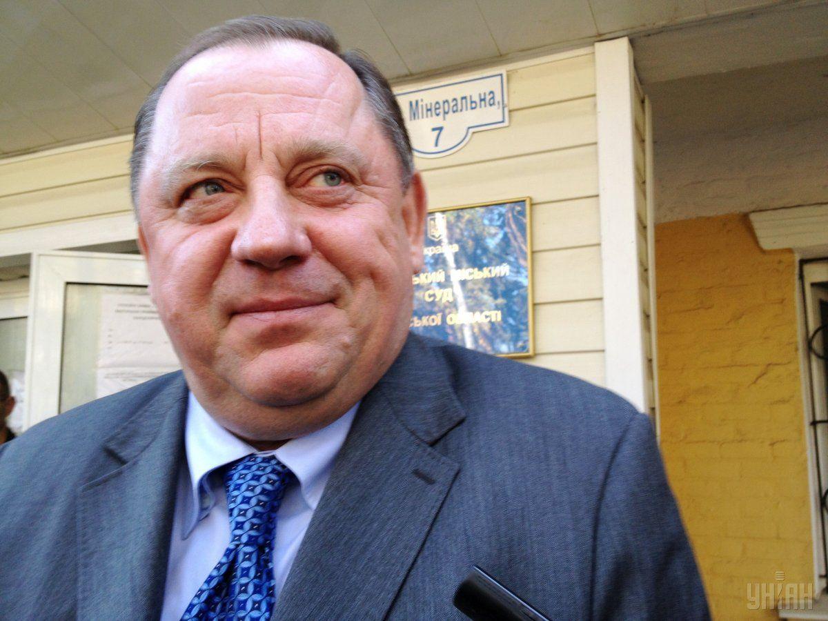 Мельник был объявлен в розыск Интерпола и долгое время скрывался за границей / фото УНИАН