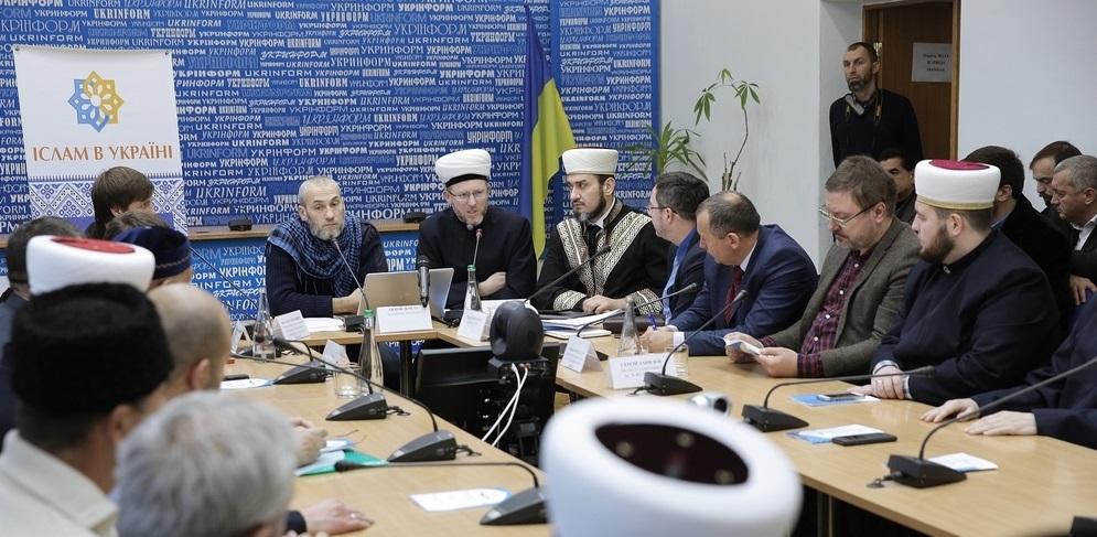 Підписання СКМУ / islam.in.ua