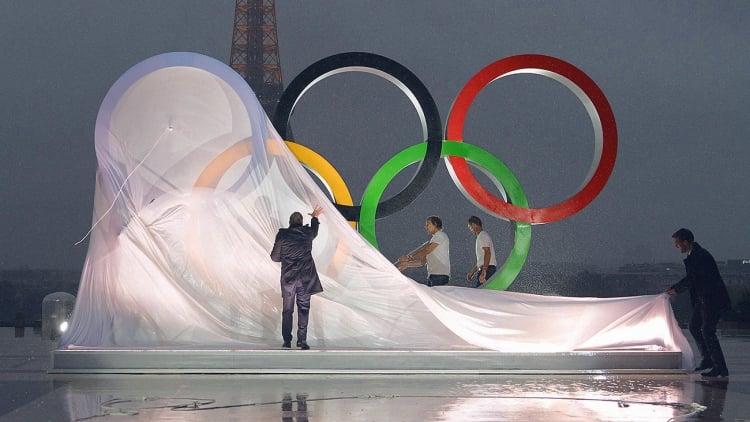 Олимпийский комитет России не против участия своих спортсменов в зимних Играх под нейтральным флагом / newstes.ru