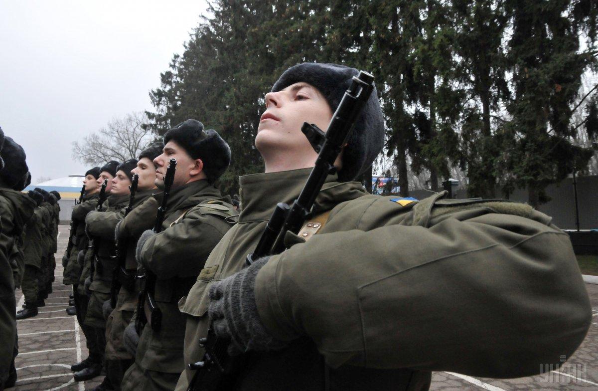 На проведение осеннего призыва выделят 65 млн гривен / фото УНИАН