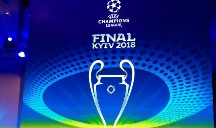 У Києві представлено логотип фіналу ЛЧ-2018 / ffu.org.ua