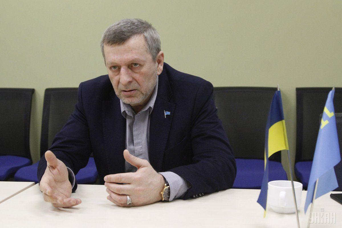 Чийгоз также заявил, что после освобождения Сенцова, Россия посадит других людей / фото УНИАН