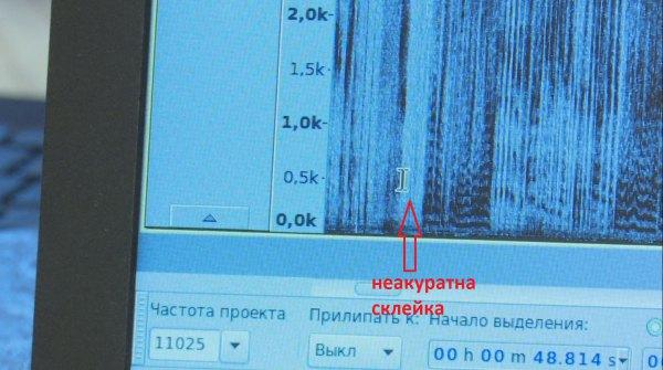 Запись разговора Курченко-Саакашвили могли «склеить»,— специалист