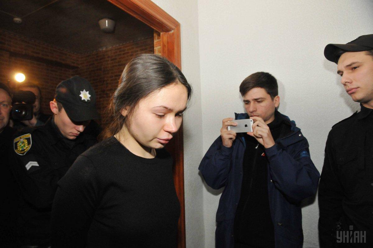 Суддя не передбачила можливості визначення застави / фото УНІАН