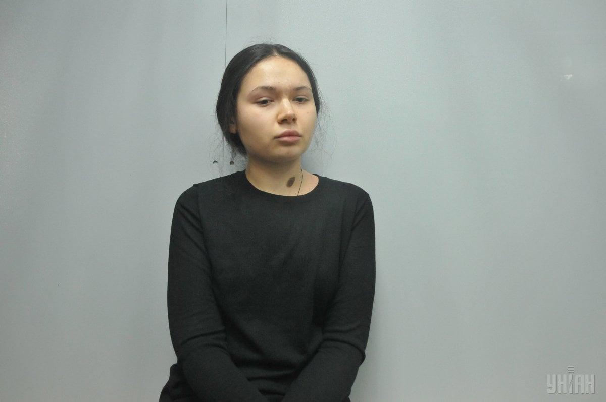 В следующий раз суд над Зайцевой состоится 24 апреля / фото УНИАН