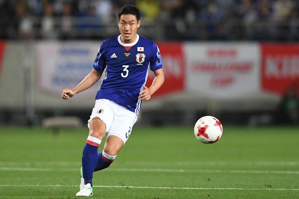 Ген Седзи забил шикарный гол в ворота сборной Китая / Zimbio