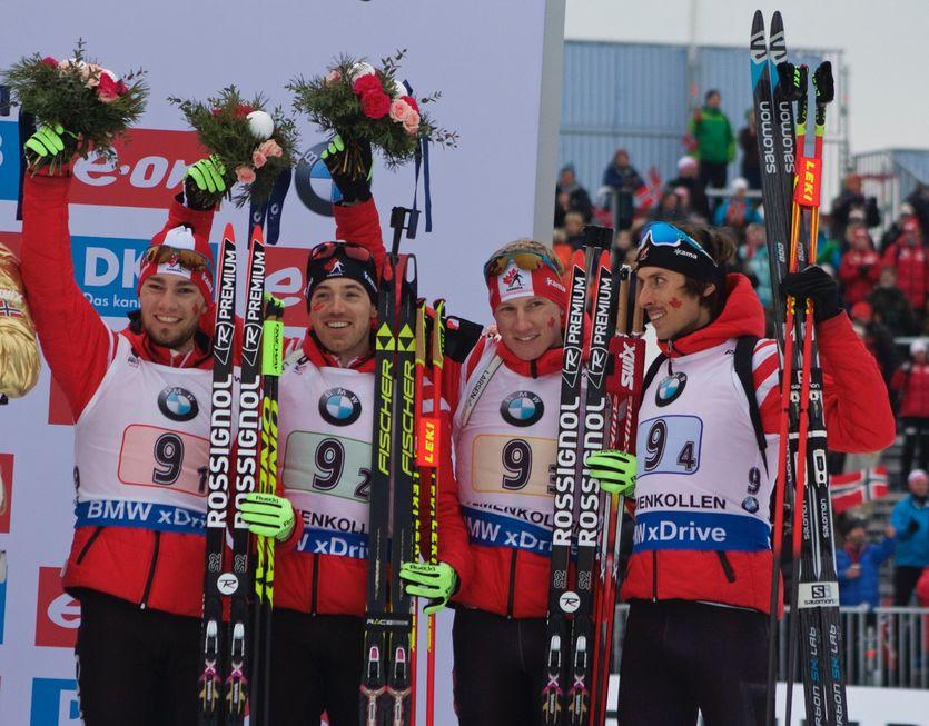 Канадские биатлонисты не приедут на этап Кубка мира в Россию / facebook.com/jojo.baldus