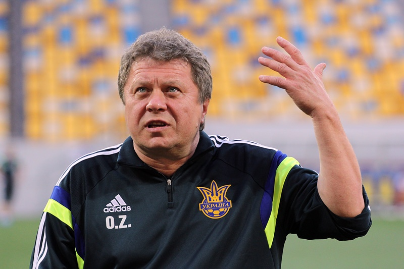Александр Заваров оценил шансы сборной Украины в отборе ЧМ-2022 / фото ffu.org.ua