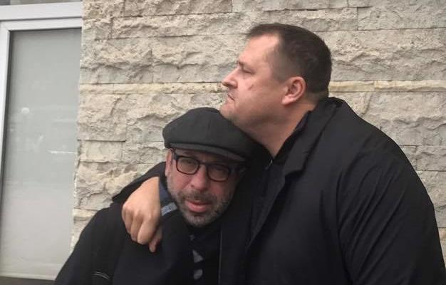 Філатов влаштував Корбану теплу зустріч / Фото Borys Filatov via Facebook