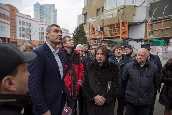 Кличко нагадав, що місцева влада не формує тарифи на енергоносії / фото kiev.klichko.org