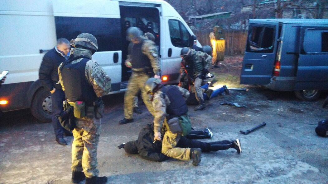 В милиции поведали, как вышли набанду, которая украла 30 килограммов золота