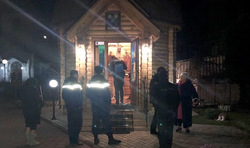 В Одесі зловмисник спробував пограбувати каплицю / eparhiya.od.ua