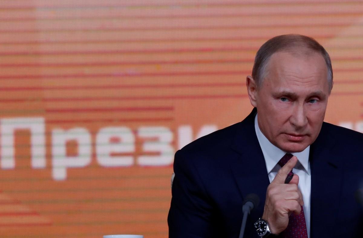 Путін захворів: журналіст розповів про стан здоров'я президента РФ