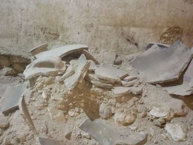 Dо палаці царя Ірода були виявлені останки винного сховища / newsru.co.il