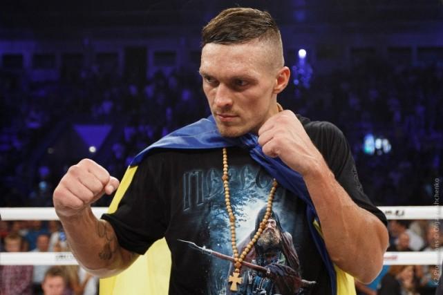 Александр Усик не проводил бои в Украине с 2015 года/ k2ukraine.com