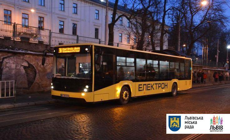 Із 1 червня за проїзд у автобусах Львова платитимуть усі пасажири / фото city-adm.lviv.ua