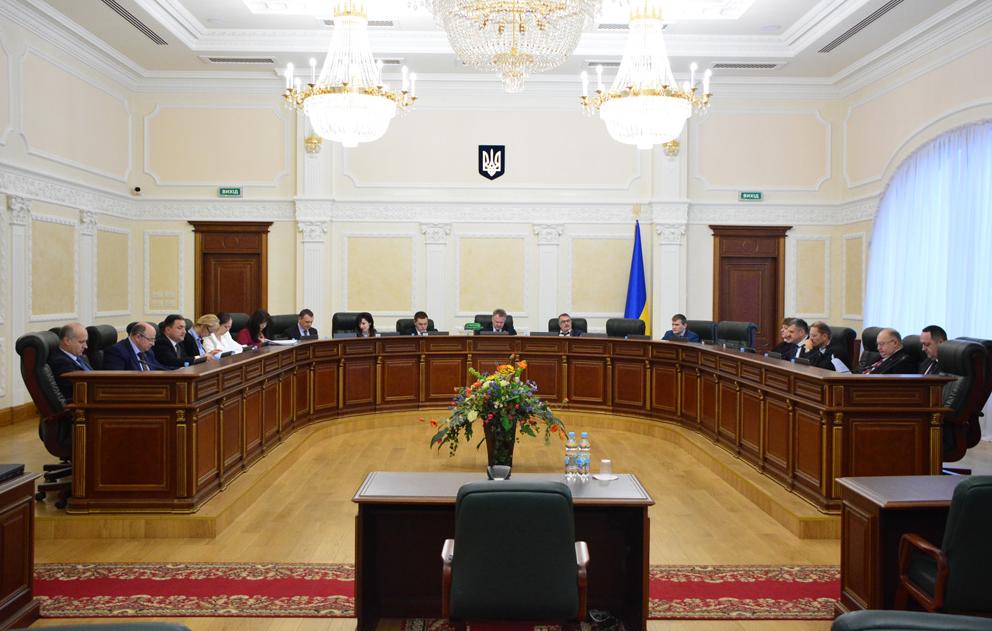 ВСП уволил судью за не справедливый приговор автомайдановцам / vru.gov.ua