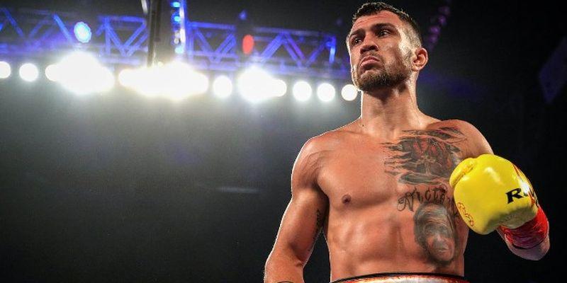 Василий Ломаченко следующий бой проведет 31 августа / фото: boxingnews.com.ua