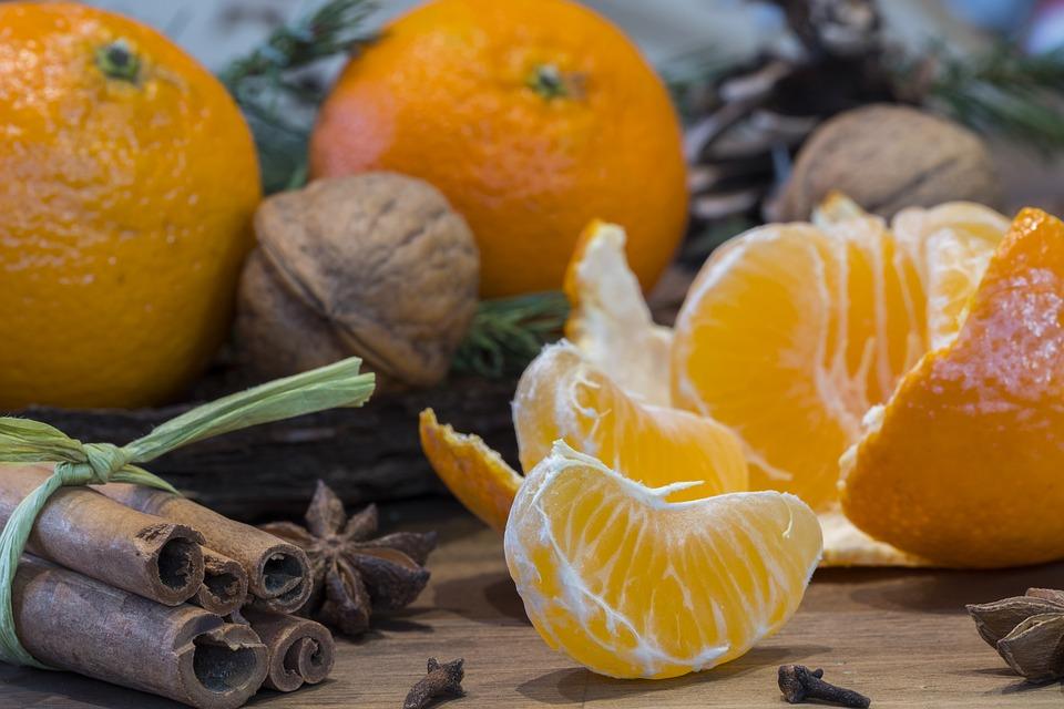 Полицейские возмутились подаренными мандаринами на Кавказе / pixabay.com