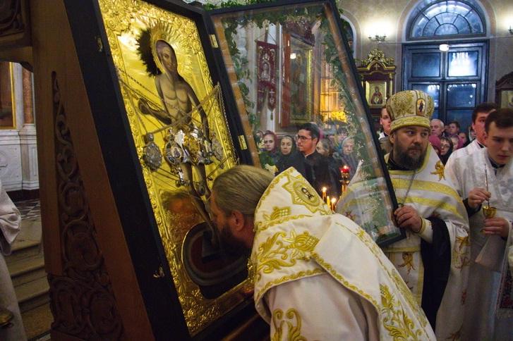 130-річчя знайдення ікони / portal-pravoslavie.sumy.ua