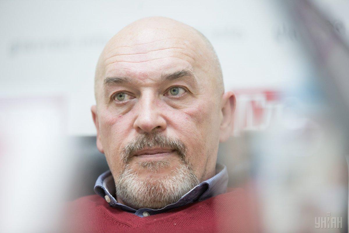 Тука подчеркнул, что расторжение соглашения будет означать полный контроль РФ над Керченским проливом / фото УНИАН