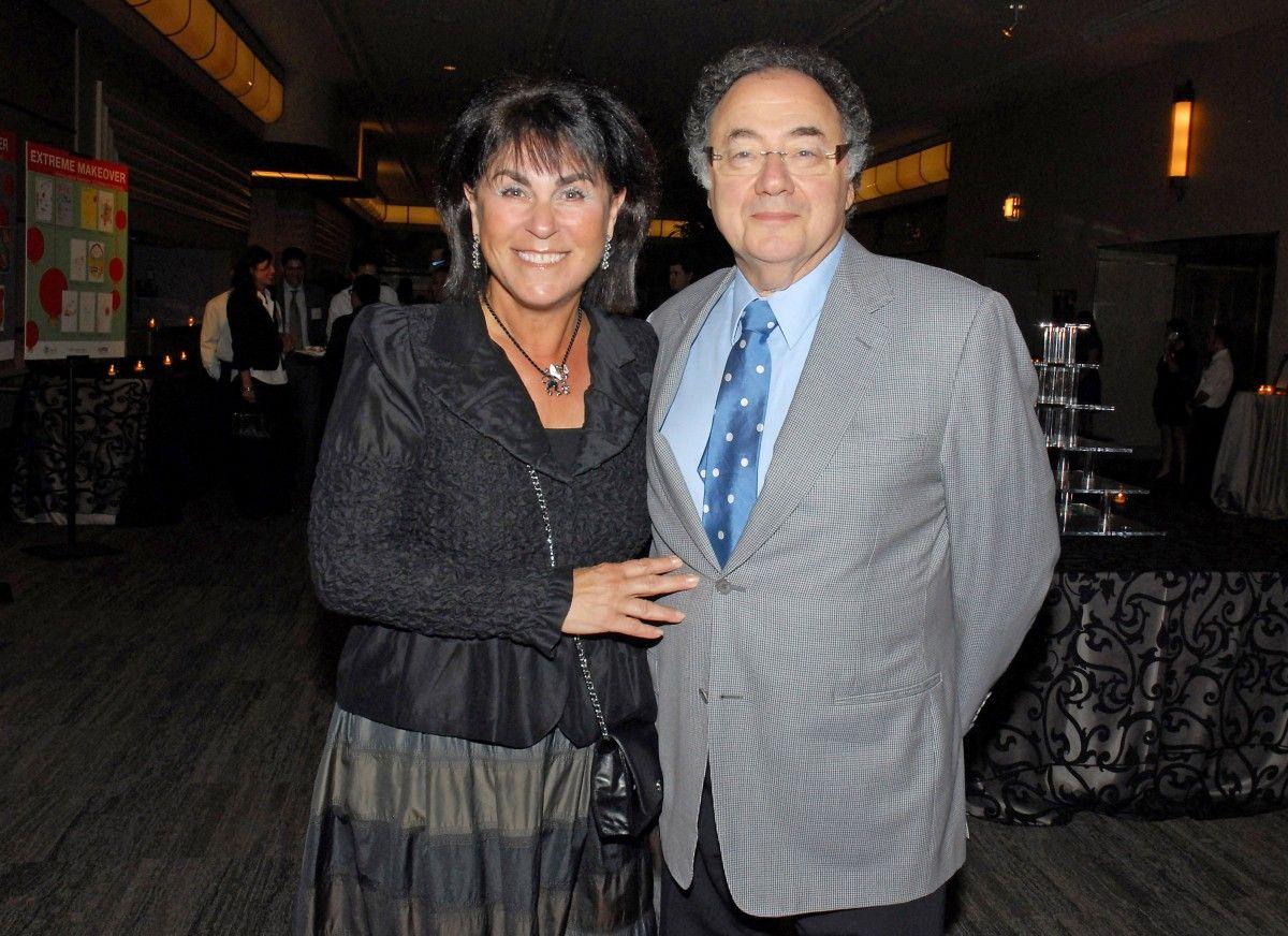 Баррі Шерман із дружиною / REUTERS
